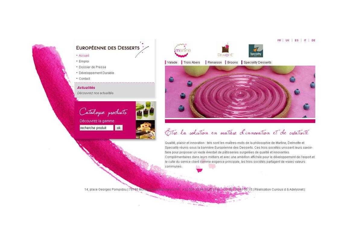 création site internet agro-alimentaire bordeaux