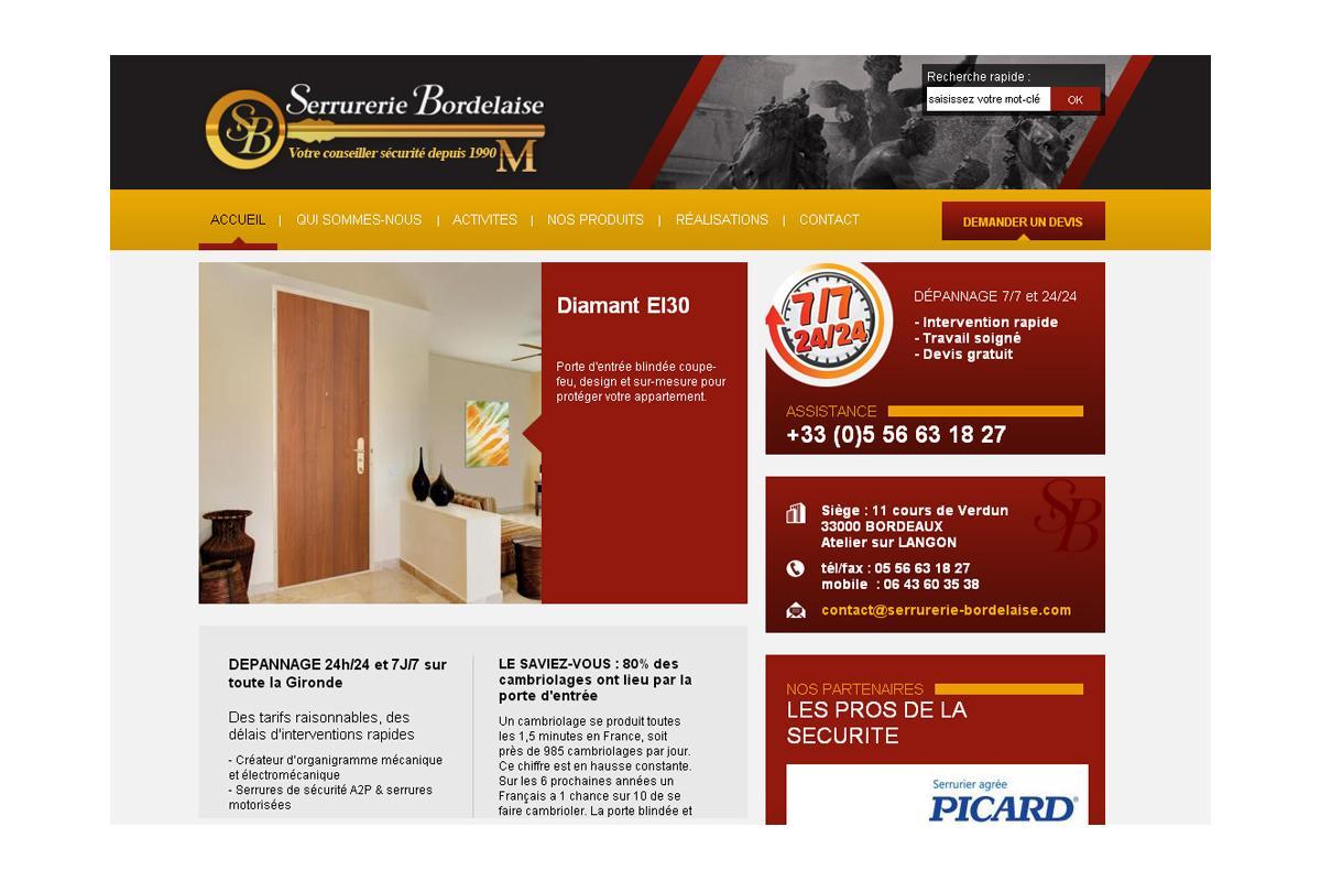 Agence de communication sur Bordeaux, Paris, Monaco. Création de site internet pour entreprises, artisans, agences immobilières, banques sur Monaco.